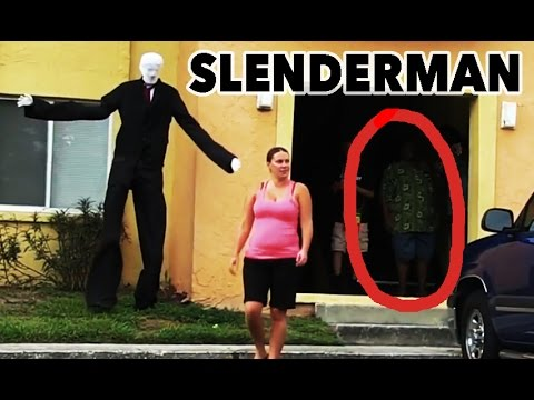 BEST OF SLENDERMAN!!! (Prank Compilation 2014)