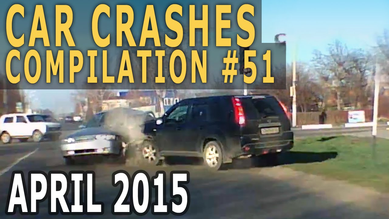 Car Crash Compilation 2015 April – Accidents of the Week #51