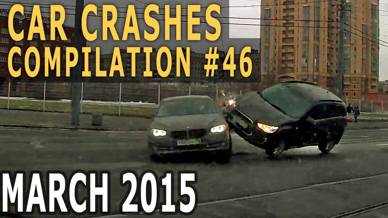 Car Crash Compilation 2015 Feb&March – Accidents of the Week #46
