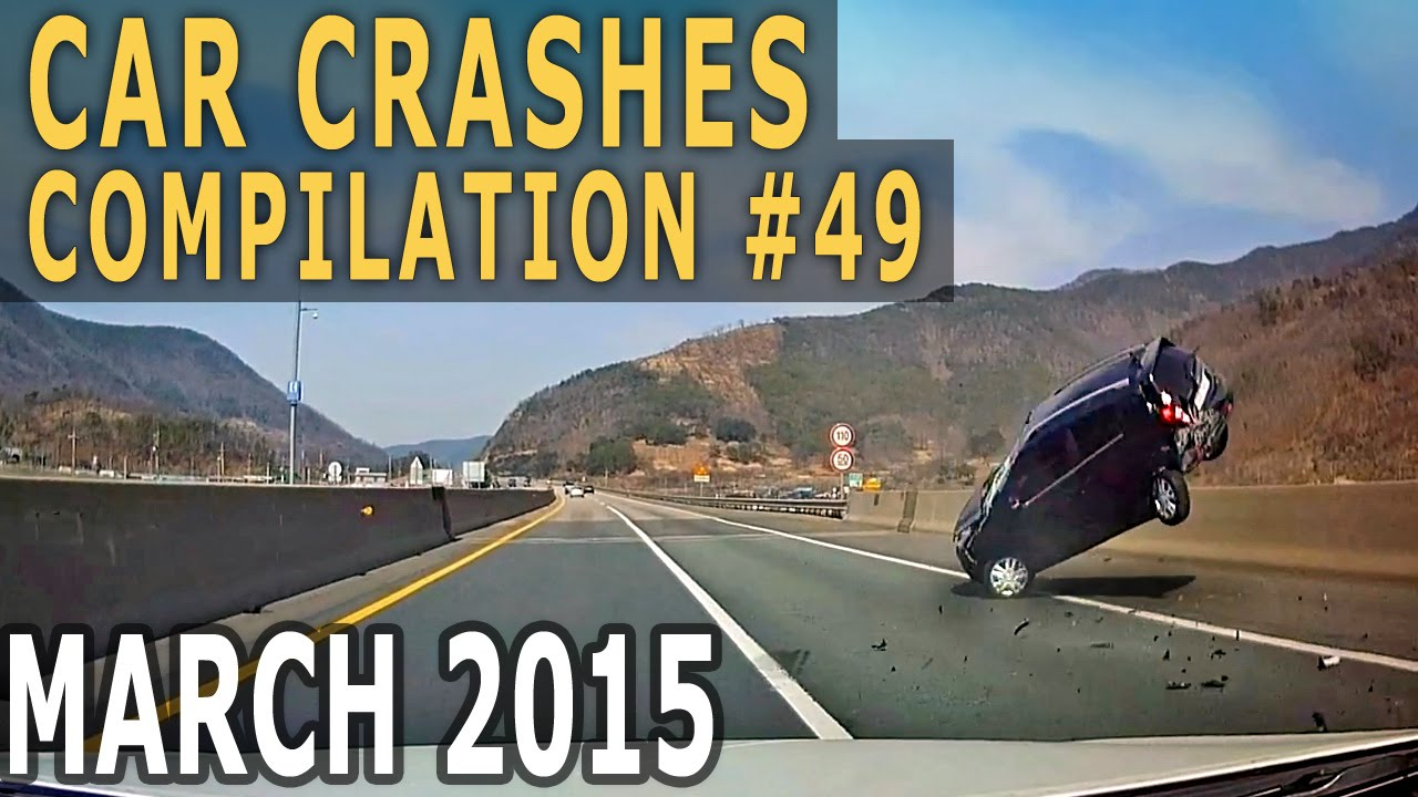 Car Crash Compilation 2015 March – Accidents of the Week #49