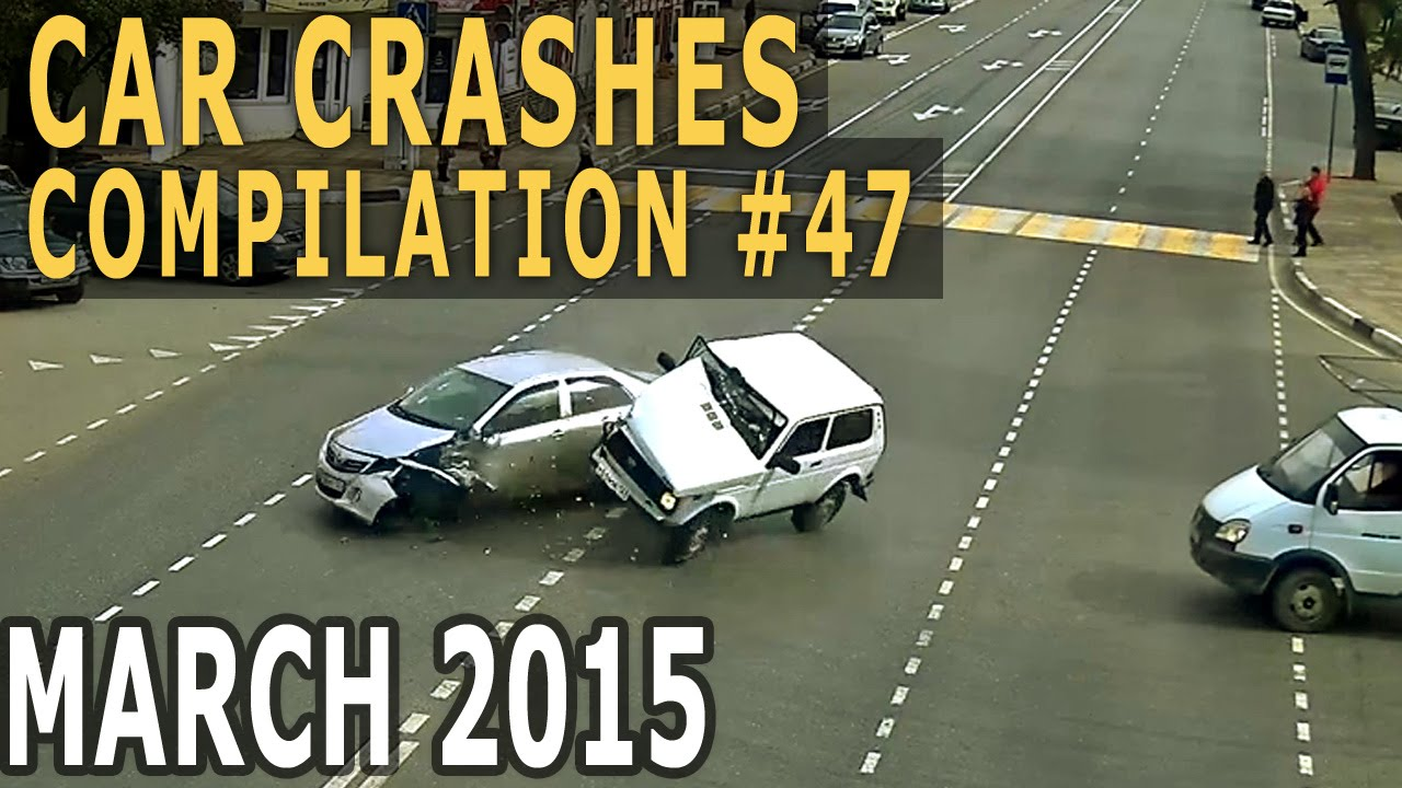 Car Crash Compilation 2015 March – Accidents of the Week #47