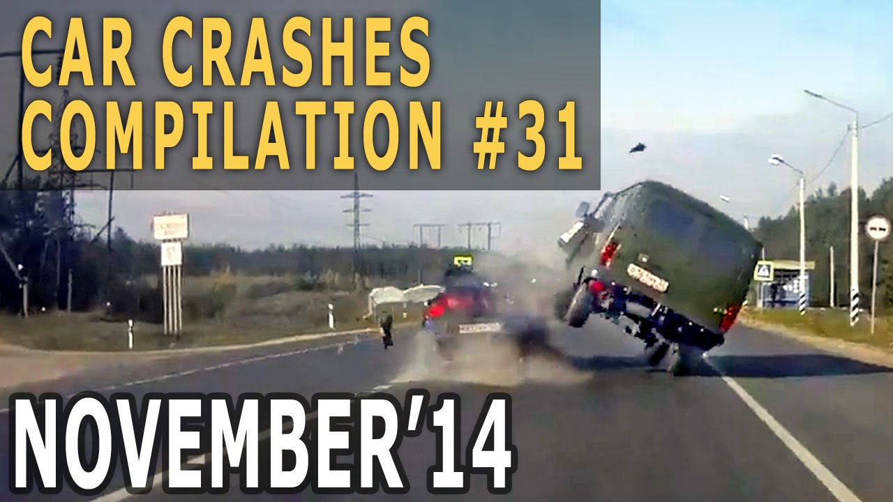 Car Crash Compilation November 2014 – Car Crashes Weekly #31