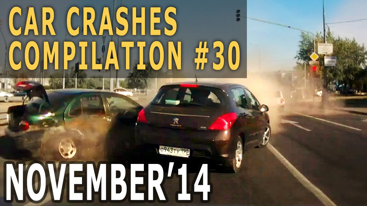 Car Crash Compilation November 2014 – Car Crashes Weekly #30