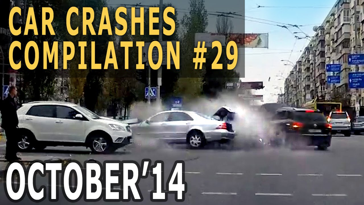 Car Crash Compilation October 2014 – Car Crashes Weekly #29