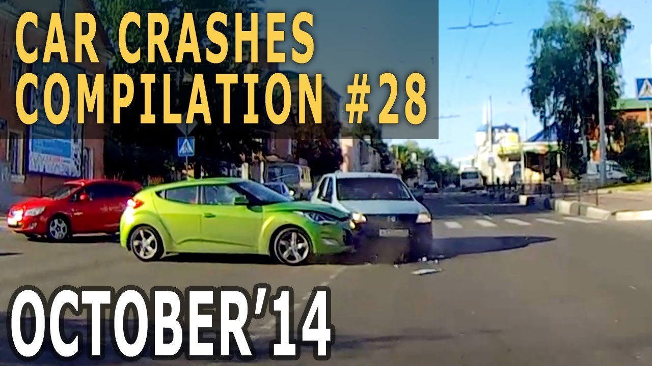 Car Crash Compilation October 2014 – Car Crashes Weekly #28