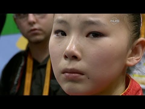 Chinese girls fail on Uneven Bars – from Universal Sports