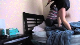 GF TRIES TO KILL BF OVER CHEATING PRANK! GONE WRONG!