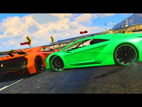 GTA 5 Videos –  Insane Sports Car Racing Fails! (GTA 5 Funny Moments & GTA 5 Stunts Online)