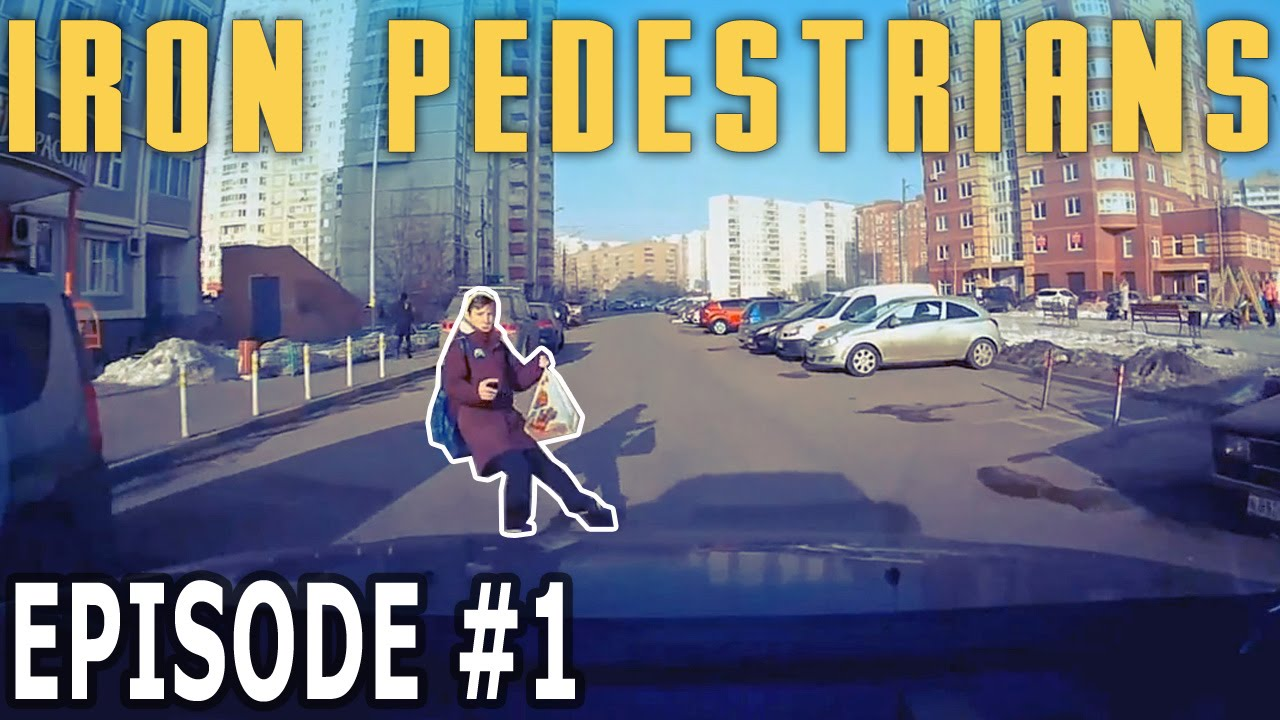 Iron Pedestrians – The Luckiest People Compilation 2015
