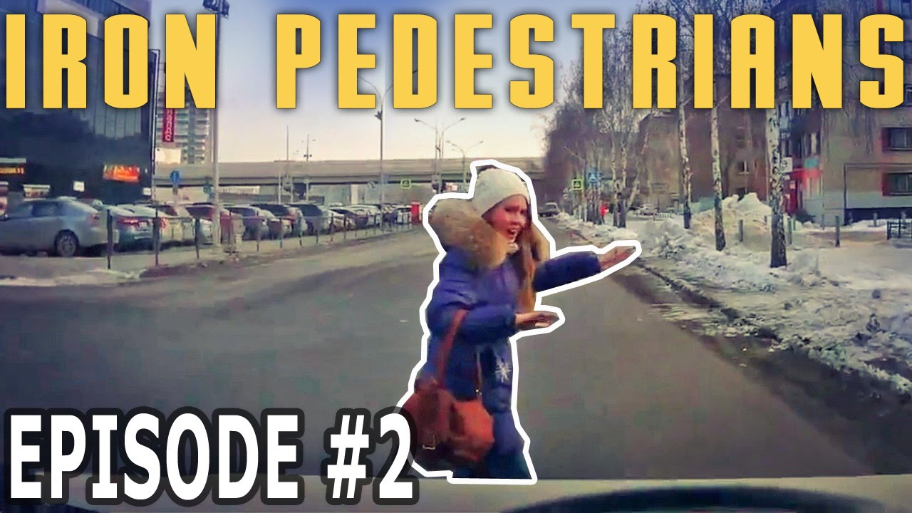 Pedestrian vs Car Compilation 2015 – Episode 2