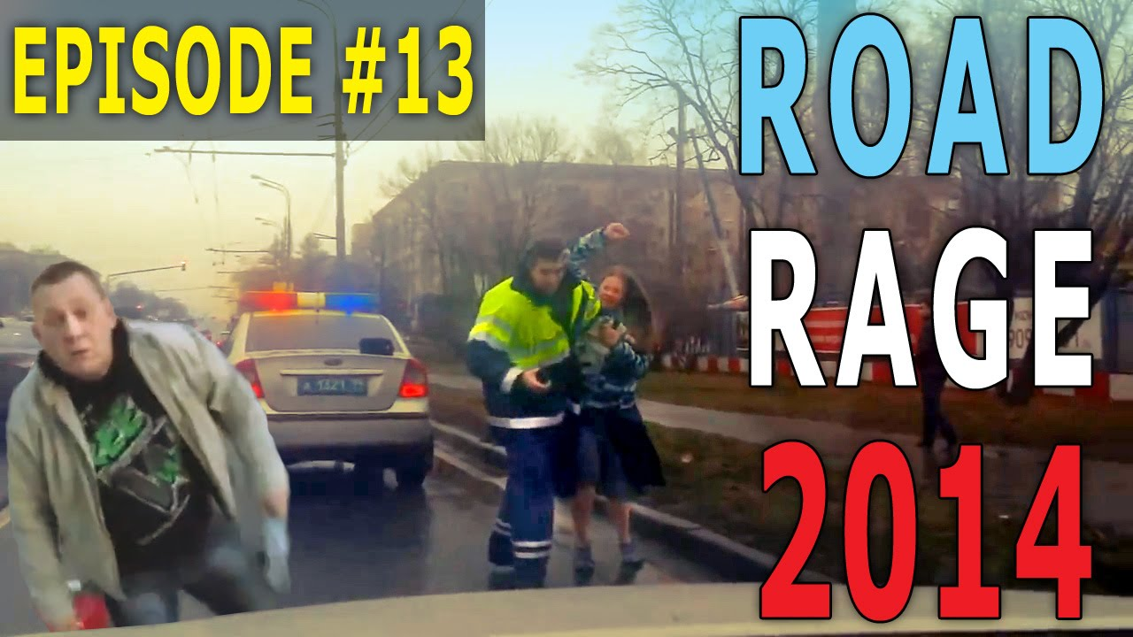 Road Rage 2014 – Hater Fail! Episode #13