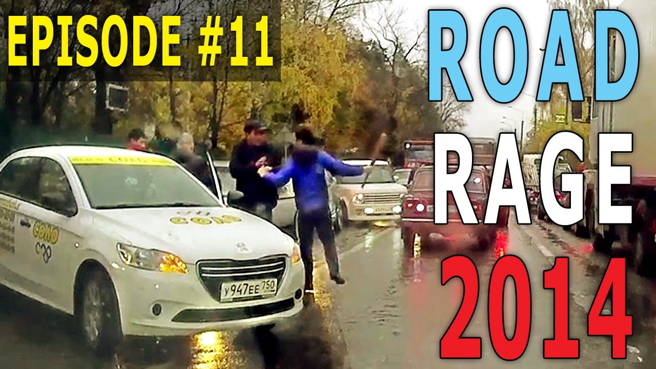 Road Rage 2014 – Triple Knockout! Episode #11