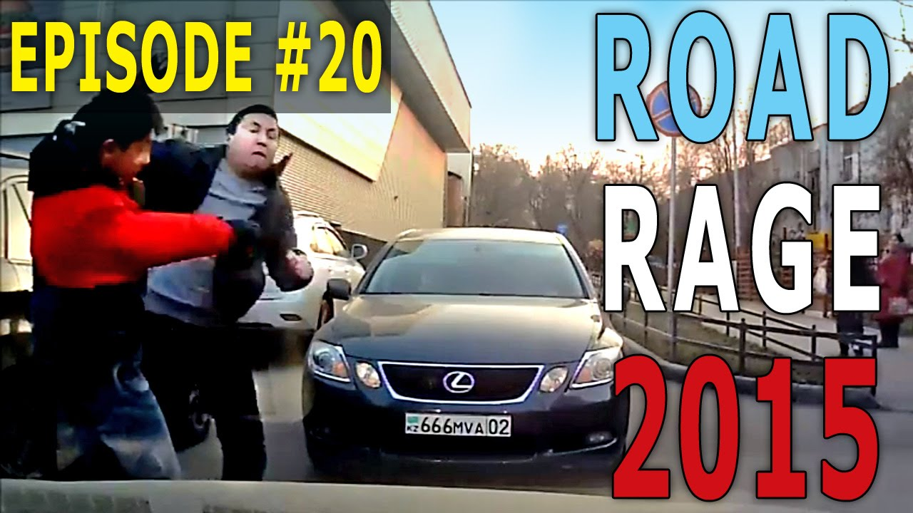 Road Rage 2015 – Drink, Karma and Trolling! Episode #20