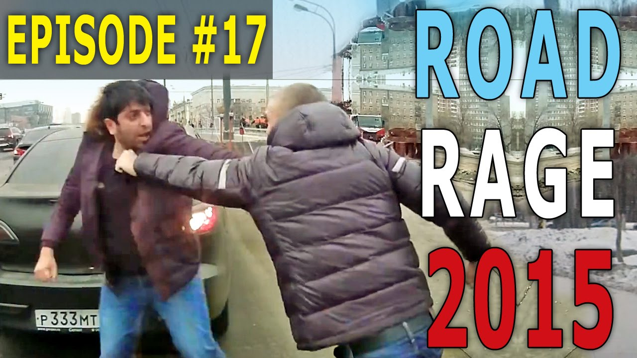Road Rage 2015 – I am Russian! Episode #17