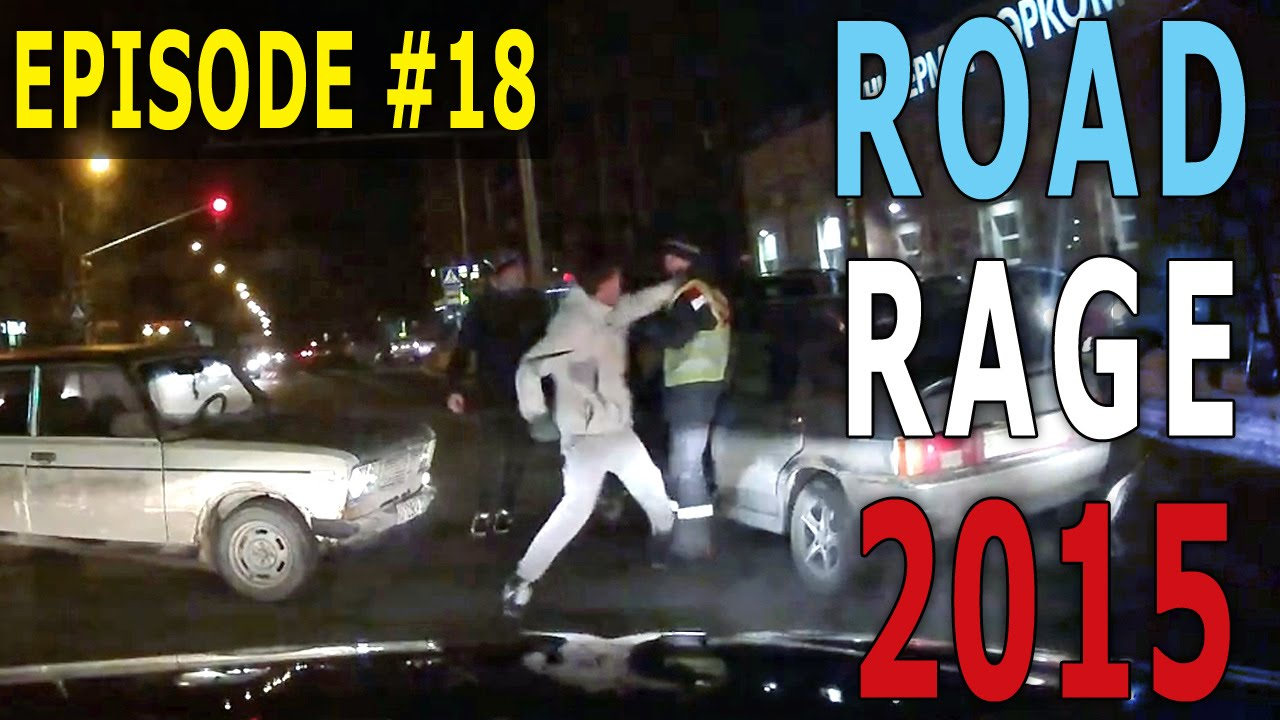 Road Rage 2015 – Revenge of the Cows! Episode #18