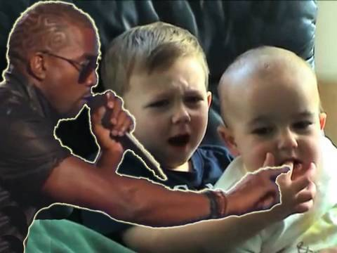 Songify This – Auto-Tune Cute Kids and Kanye