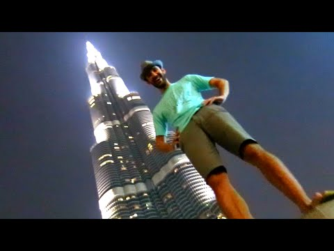 THE WORLD'S TALLEST BUILDING !!