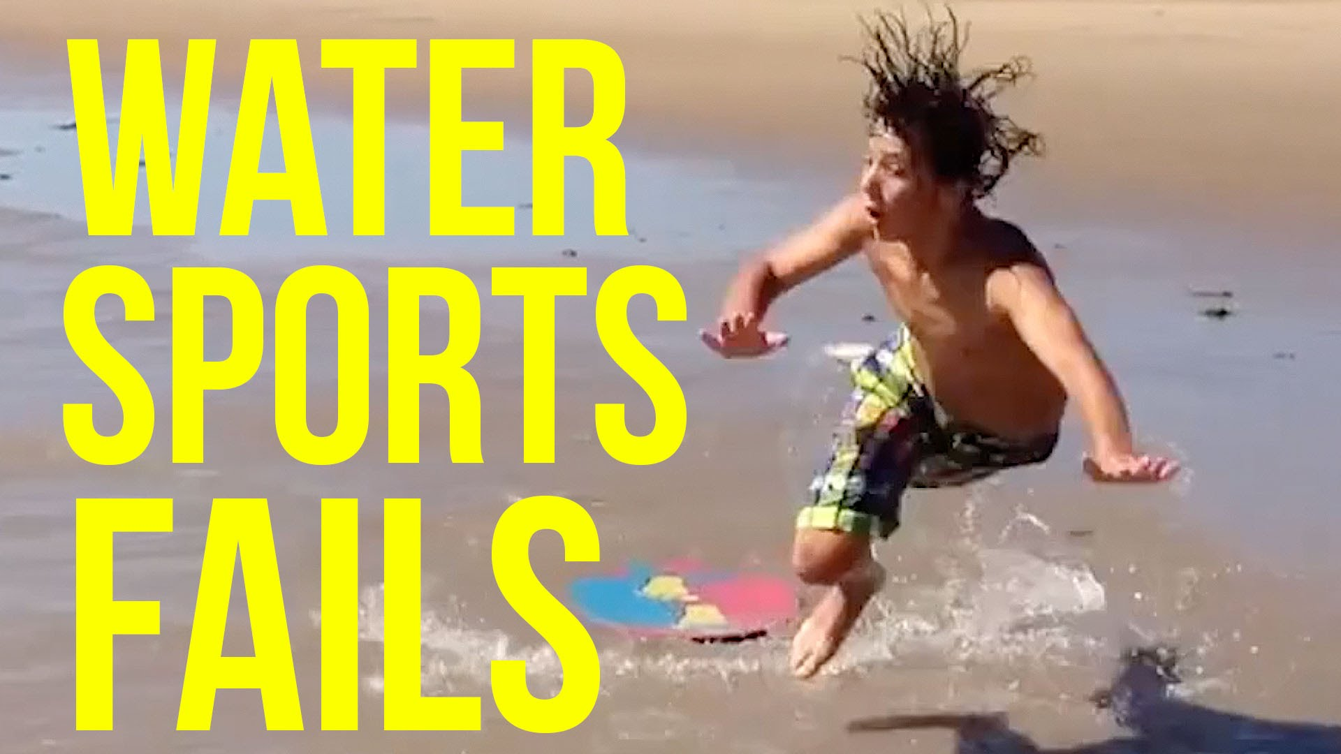 Ultimate Water Sports Fails Compilation || FailArmy