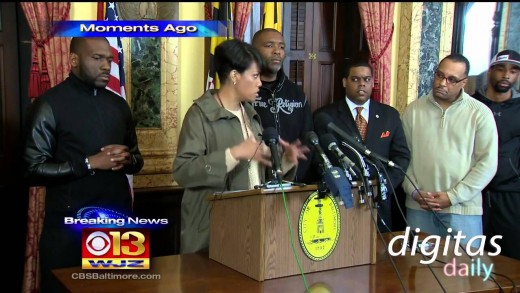 Baltimore Mayor: We gave them space to destroy