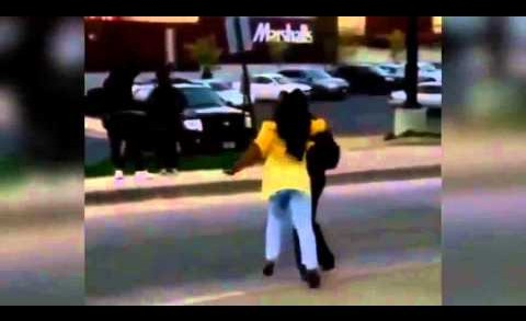 Baltimore mom loses her cool as she catches son in riot gear