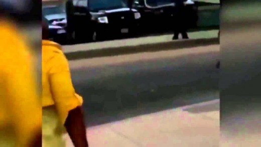 Baltimore Riots 2015: Mom Slaps Son Rioter on LIVE TV (Mother Of The Year) RAW VIDEO