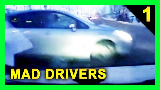 Car Crash Compilation – MAD DRIVERS Worldwide #1 – 17 MAD Videos of Car Crashes