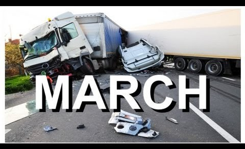 Car Crash Compilation MARCH Review – NEW by CCC :)