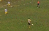 Epic Fail Free Kick # Hammam-Sousse vs. Club Athlétique Bizertin