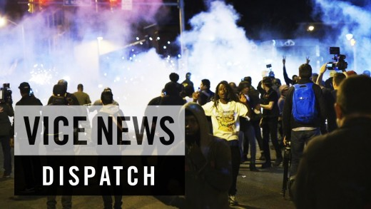 First Night of Baltimore's Curfew: State of Emergency – Baltimore, Maryland (Dispatch 1)