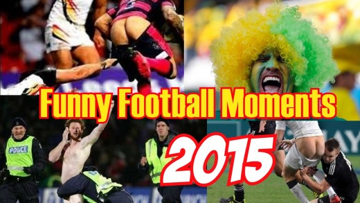 Funny Football 2015 ● Misses ● Shots & Fails || HD