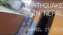 Jam session During Earthquake – Pokhara, Nepal 25 April 2015