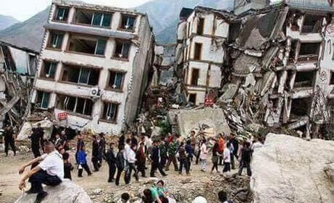 Nepal earthquake april 2015 (Terremoto Nepal)