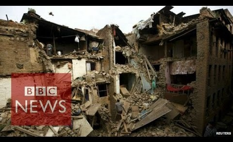 Nepal earthquake: Death toll continues to rise – BBC News