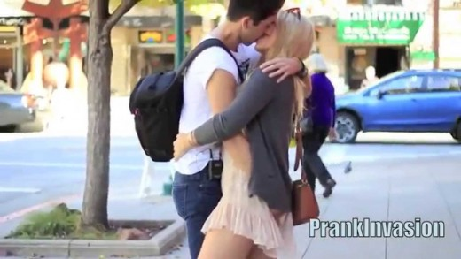 NEW Kissing Prank (GONE SEXUAL) – Kissing SEXY Girls – Kissing Strangers – Pranks 2015