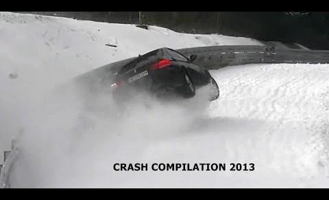 Nürburgring Crash Compilation of 2013 Fail Nordschleife Touristenfahrten VLN Unfall Accident