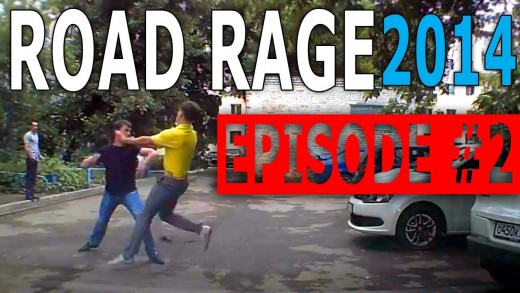 Road Rage 2014 – Fights caught on camera – Episode #2