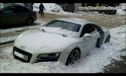 Russian Road Rage and Accidents (Week 2 – December – 2012) [18+] ll SFB