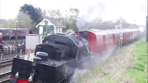 train crash compilation 6