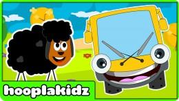 Wheels On The Bus | Baa Baa Black Sheep | Top Kids Nursery Rhymes Compilation 18 Minutes