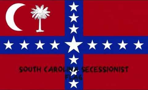 151 Different Confederate Flags