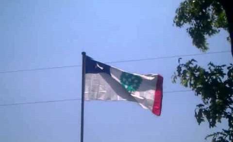 1861 Mississippi state flag