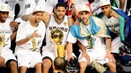 2014 NBA Finals: Game 5 Minimovie