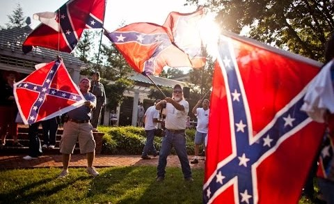 2016 GOP Candidates Waffle On The Confederate Flag