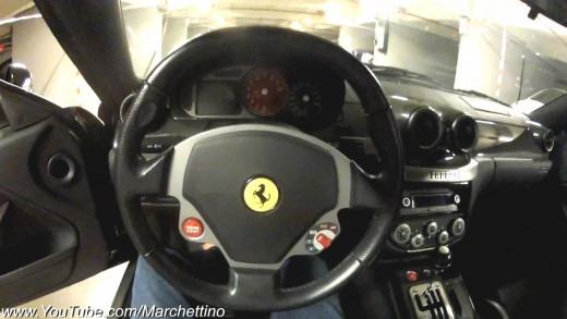 6-Speed MANUAL Ferrari 599 GTB – Drive It Like You Stole it
