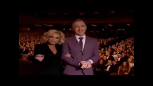 69th Tony Awards 2015 Opening HD 1080p Kristin Chenoweth and Alan Cumming