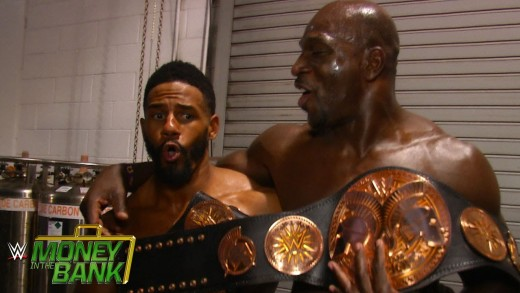 A GOOD day for The Prime Time Players – WWE.com Exclusive, June 14, 2015