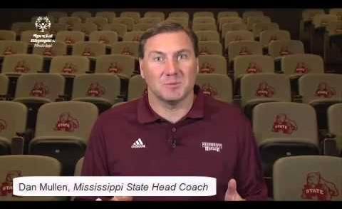 A Message from Mississippi State's Dan Mullen   Unified Egg Bowl