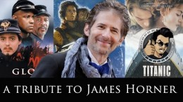 A Tribute to James Horner (HD) 2015, Glory, Titanic, Avatar