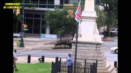 Activist Bree Newsome Arrested For Removing Confederate Flag At S.C State House