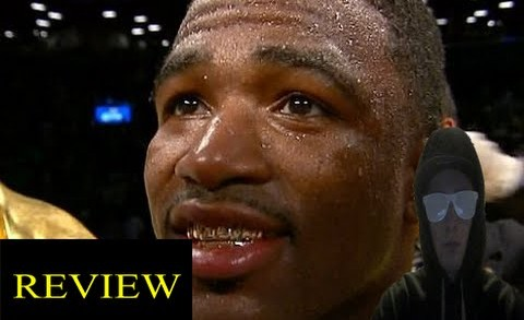 Adrien Broner Post Fight Interview Loss vs Shawn Porter Broner vs Porter Fight My Thoughts Review